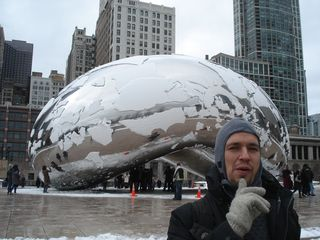 Evan_Genest_GrantPark_Chicago_Bean_Snow_Sculpture